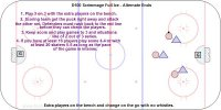 D100 Scrimmage Full Ice – Alternate Ends 