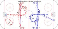 B600 One Touch x 3 and Shot - Slovakia U20