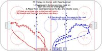 E1 Change on the Go with Pass Shootout 