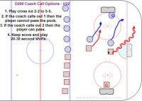 D200 Coach Call Options - U22