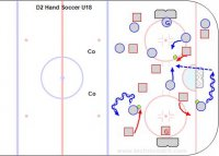 D2 Hand Soccer U18