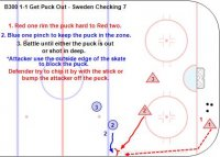 C300 - 1-1 Get Puck Out on Rim - Sw