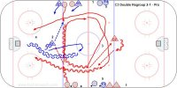 C3 Double Regroup 2-1 - Pro